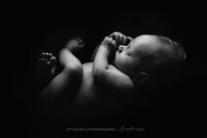 newborn baby born