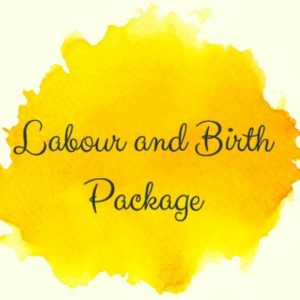 labour and birth, labour, birth, package