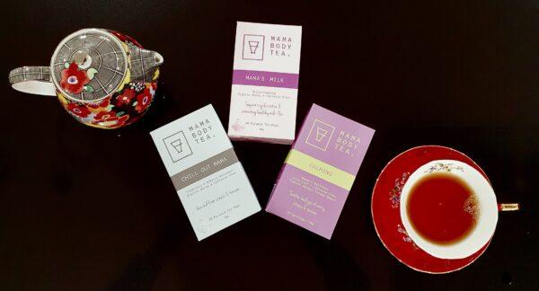 Postnatal preparation, Breastfeeding, Tea