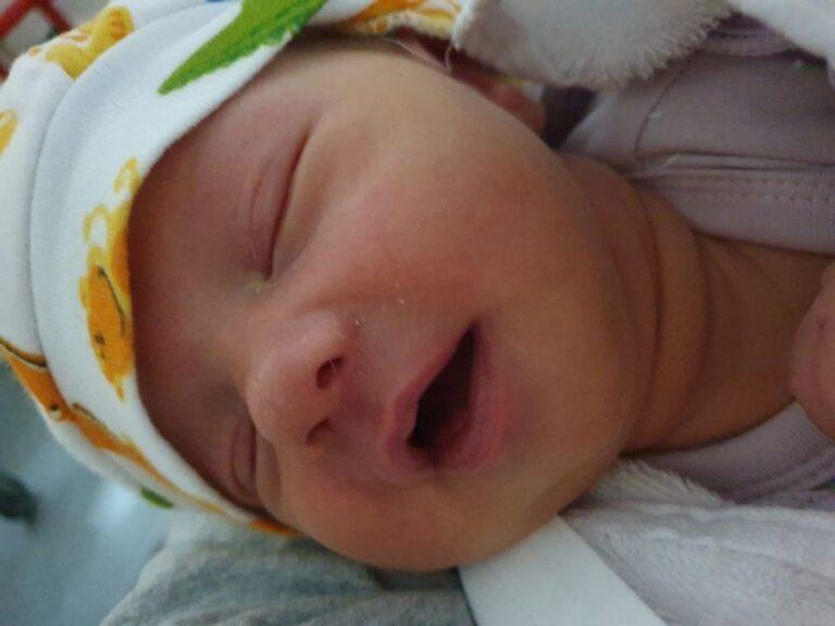 Mindful Birthing baby